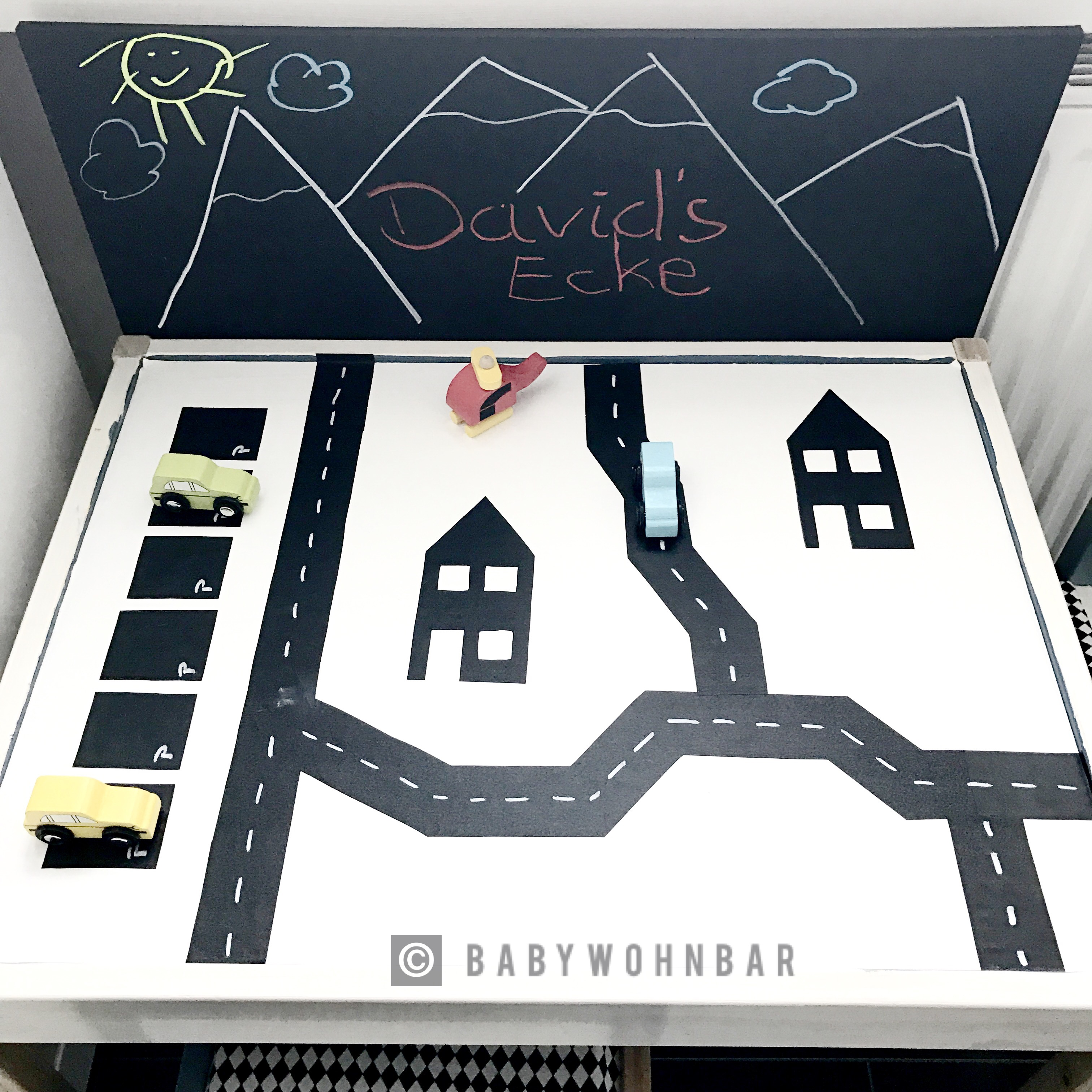 tafel babywohnbar. Black Bedroom Furniture Sets. Home Design Ideas