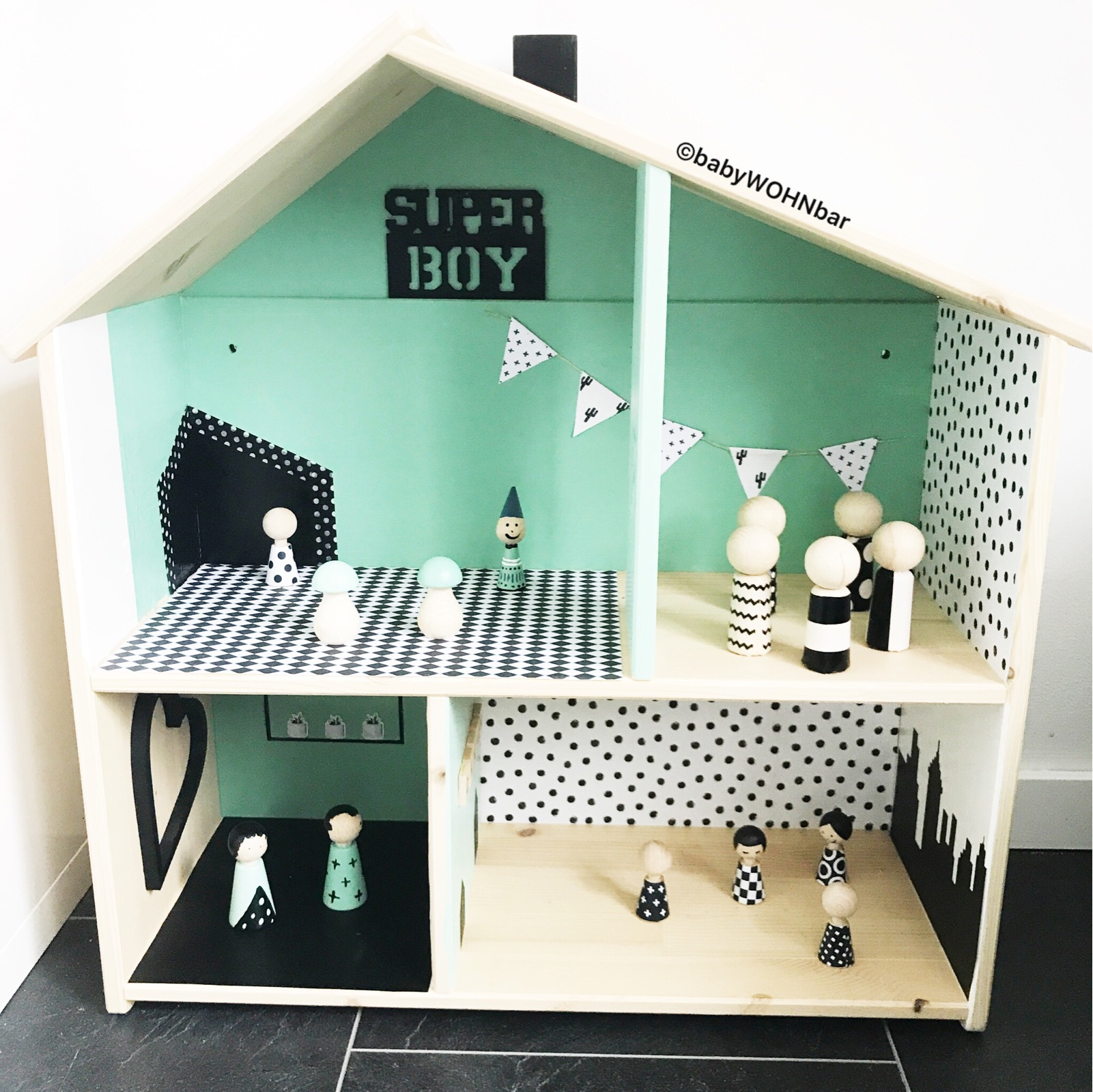 Ikea flisat babywohnbar - Ikea puppenhaus mobel ...