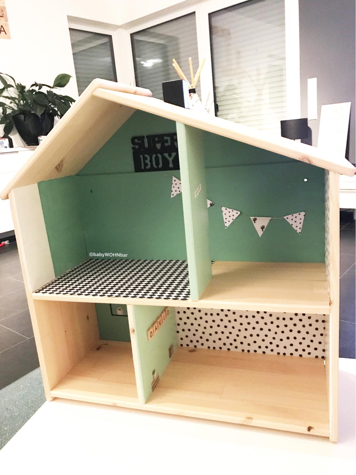 Diy Ikea Puppenhaus Flisat Hack Babywohnbar