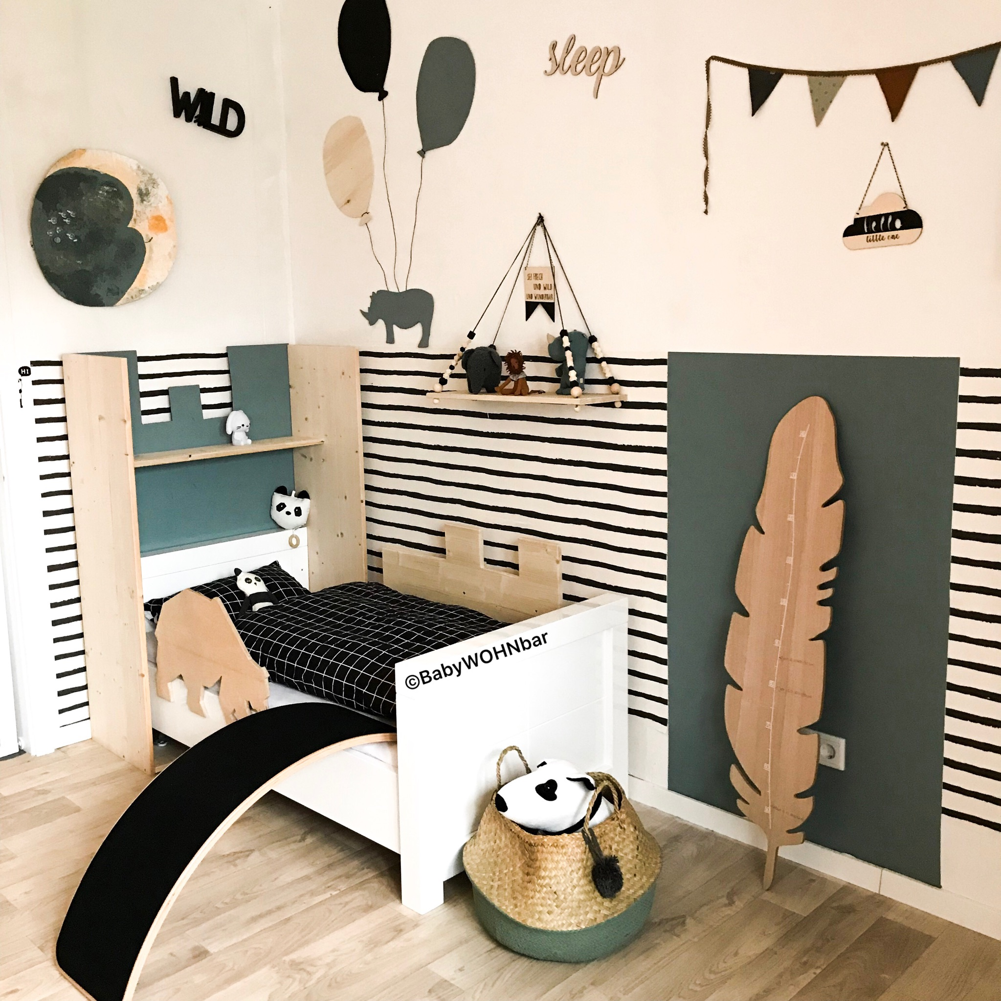 babyWOHNbar – Modernes Wohnen für Babys und Kleinkinder
